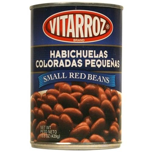 Vitarroz Small Red Beans 15.5 Oz