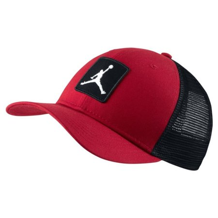 6a6da213bed Nike - Nike Jordan Jumpman Classic99 Trucker Hat AQ9882 (Gym Red ...