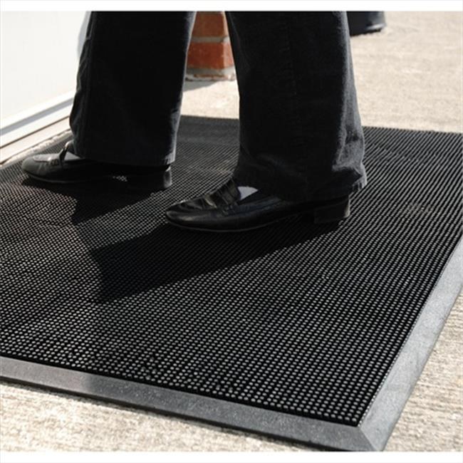 Durable Corporation 396S3672 36 inch Wx 72 inch L Fingertip Entrance Mat