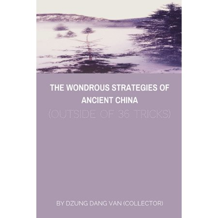 The Wondrous Strategies of Ancient China (Outside of 36 Tricks) - eBook](Chinese Basket Trick)