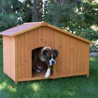 Boomer & George Asymmetrical Dog House, Medium