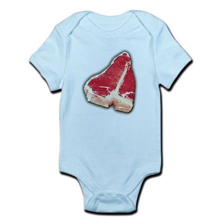 CafePress - T-Bone Infant Body Suit - Baby Light Bodysuit](Bane Suit)