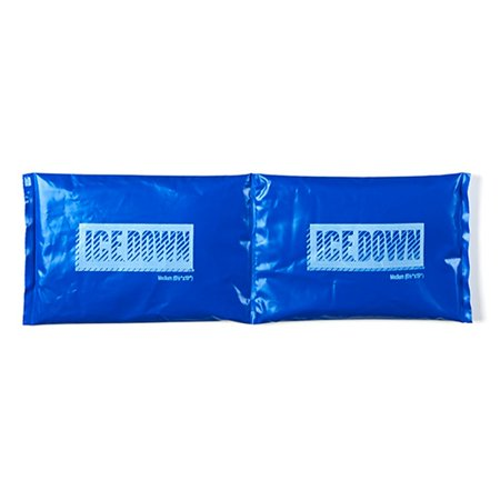 ICE DOWN Medium Double-Walled Ice Pack