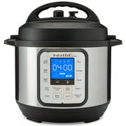 Instant Pot 3-Quart, Duo Nova Electric Pressure Cooker, 7-in-1 Programmable Slow Cooker, Rice Cooker, Vegetable Steamer, Yogurt Maker & Warmer