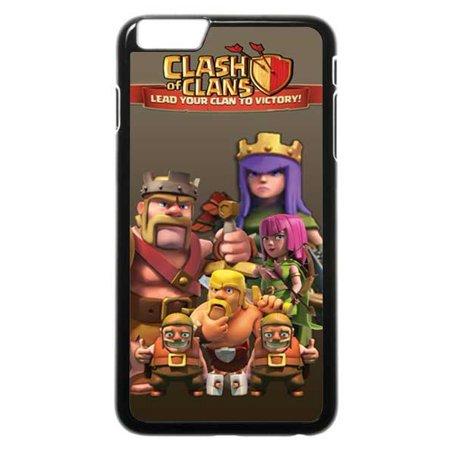 Clash Of Clans iPhone 6 Plus Case