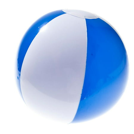 Blue and White Beach Balls - Beach Ball Classic