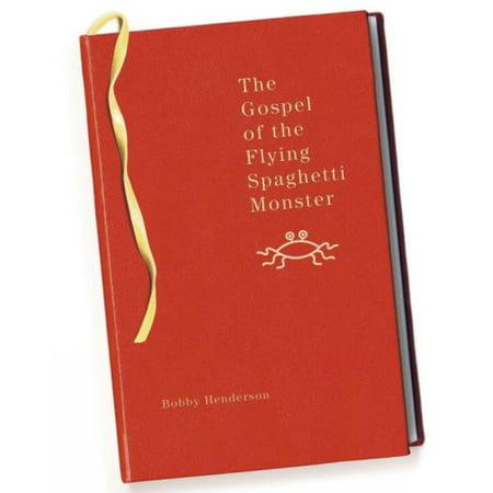 Flying Spaghetti Monster Emblem - The Gospel of the Flying Spaghetti Monster
