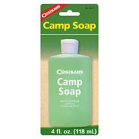 Coghlan'S Biodegradable Camp Soap 4 Fl. Oz. Carded Pack