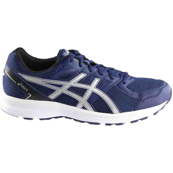 ff88c1b07108d5 Asics - Asics Men s Jolt Indigo Blue   Silver Black Ankle-High ...