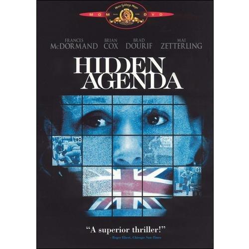 Hidden Agenda (Full Frame, Widescreen)