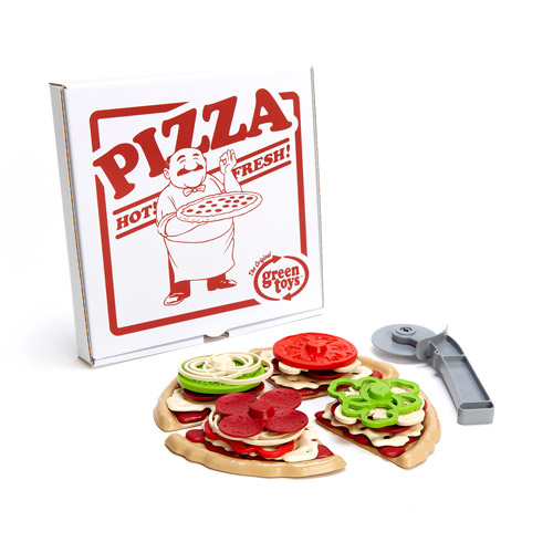 Green Toys Pizza Parlor Multi-Colored
