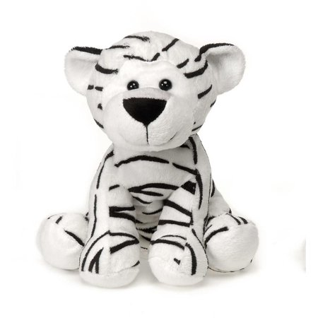 Fiesta - Lil' Buddies 9 Inch White Tiger Plush - White Tiger Plush
