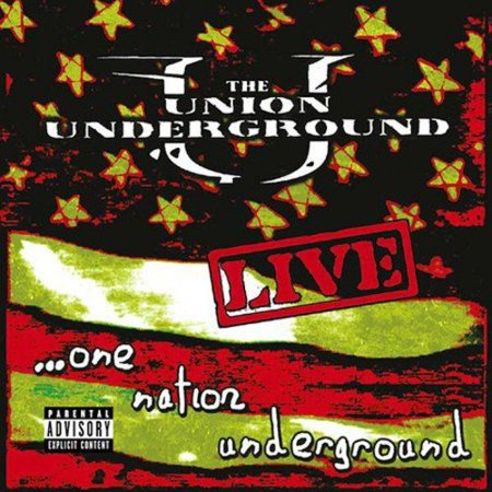 The Union Underground: Bryan Scott (vocals); Patrick Kennison (guitar); John