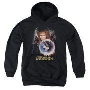 Labyrinth I Have A Gift Big Boys Pullover Hoodie