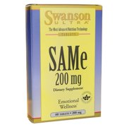 Swanson Same 200 mg 60 Tablets