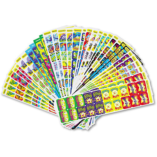 TREND Applause Stickers Variety Pack, Great Rewards, 700pk