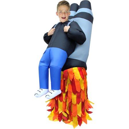 Jet Hotel Denver Halloween (Jet Pack Inflatable Kids Child Halloween)