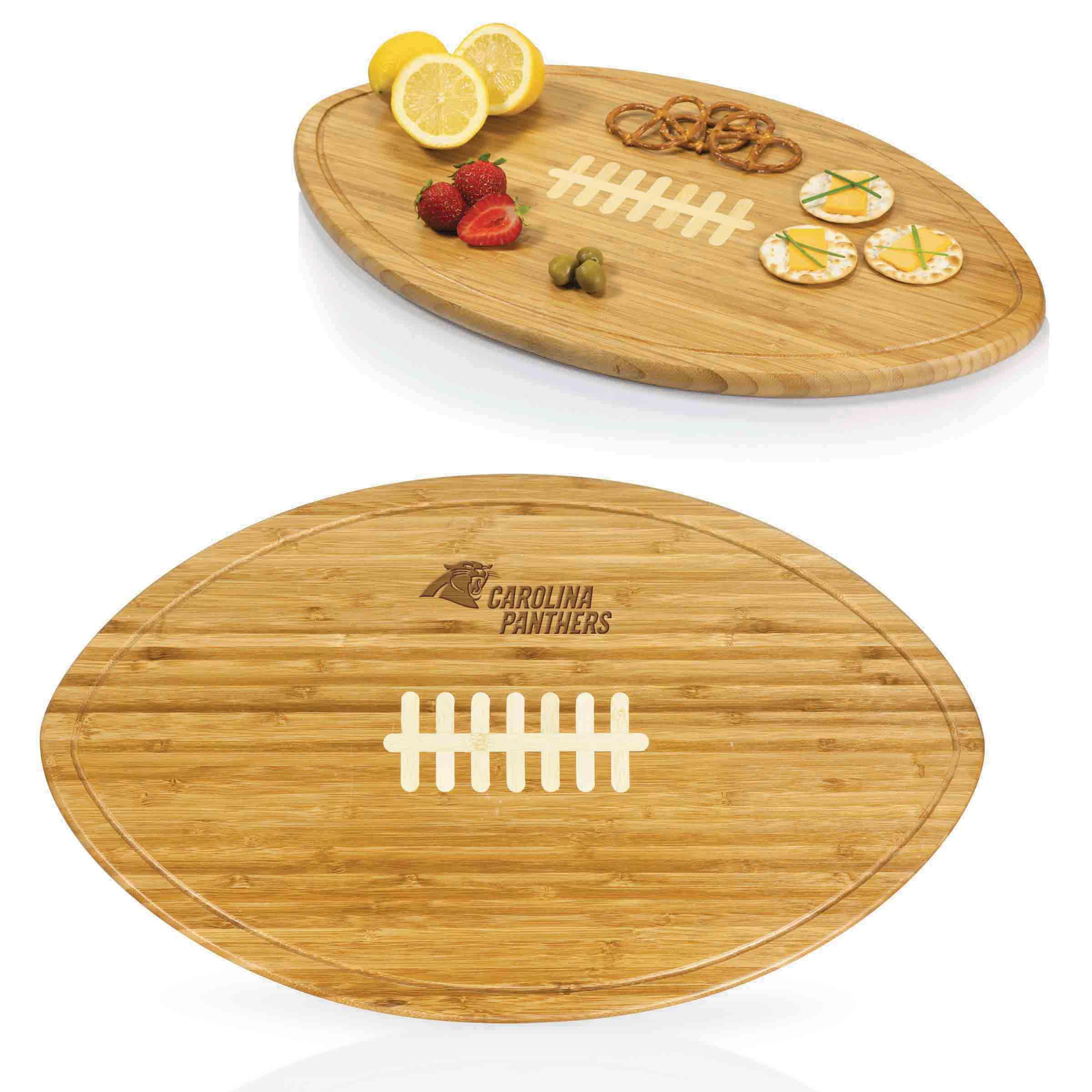 Carolina Panthers Kickoff Cutting Board - No Size