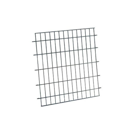 1154u Big Dog Crate (Midwest Divider Panel for 1154U Big Dog Crate, Black, 41