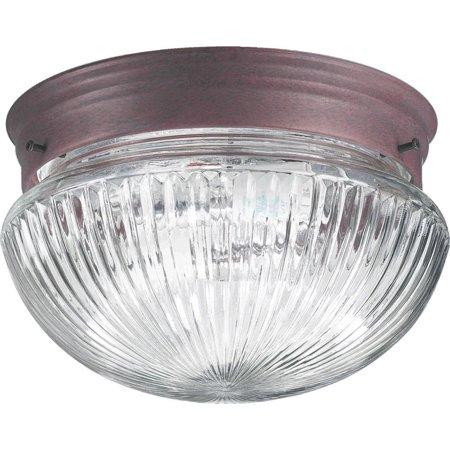 Quorum Lighting 3012-6-33 Flush Mounts Cobblestone Signature