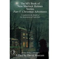 The MX Book of New Sherlock Holmes Stories - Part V : Christmas Adventures