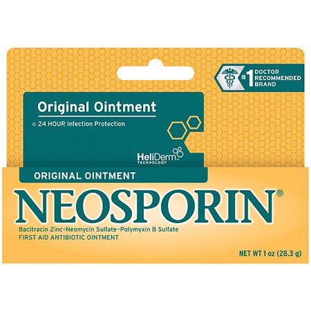 Neosporin Original Ointment For 24 Hour Infection Protection  1 Oz