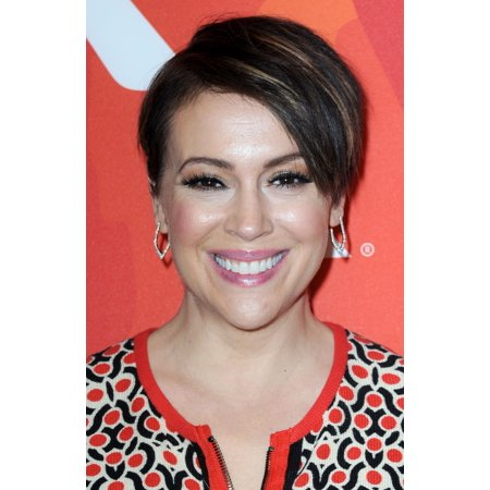 Alyssa Milano At Arrivals For VarietyS Power Of Women New York Presented By Lifetime Cipriani 42Nd Street New York Ny April 8 2016 Photo By Kristin CallahanEverett Collection - New York Collection Milano