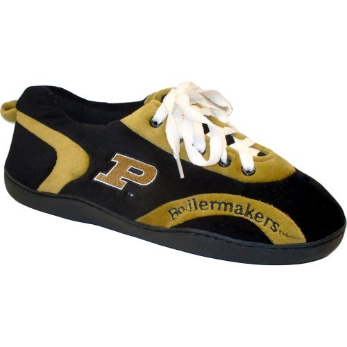 Comfy Feet NCAA All Around Slippers - Purdue Boilermakers