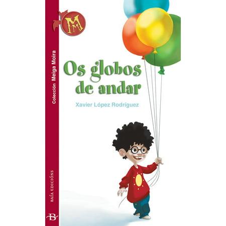 Os globos de andar - eBook