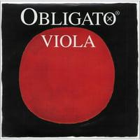 Pirastro Obligato Series Viola String Set 16.5 in. Medium