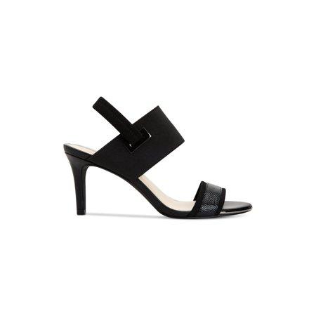 972261f79f Alfani - Alfani Womens Genevia Open Toe Casual Slingback Sandals -  Walmart.com