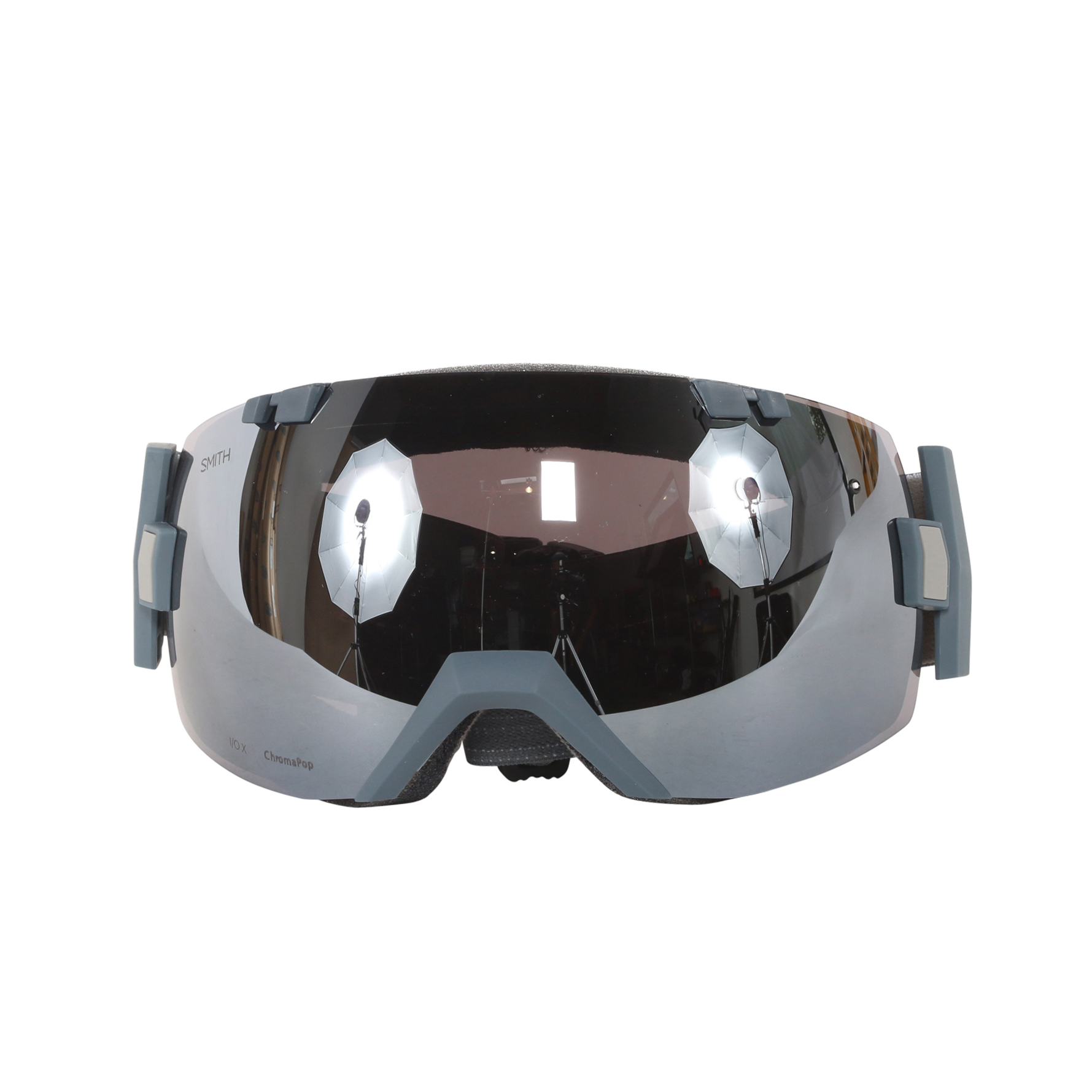 Smith Optics Thunder Split ChromaPop Sun I OX Interchangeable Snow Goggles by Smith Optics