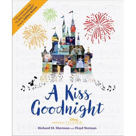 Goodnight Kiss (A Kiss Goodnight - Hardcover )
