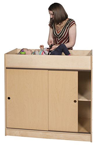 Value Line Birch Changing Table by Children%27s Factory