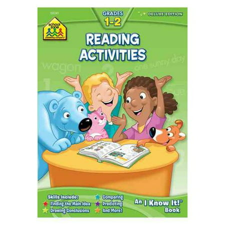 Reading Activities: Grades 1-2 - Halloween Reading Activities 3rd Grade