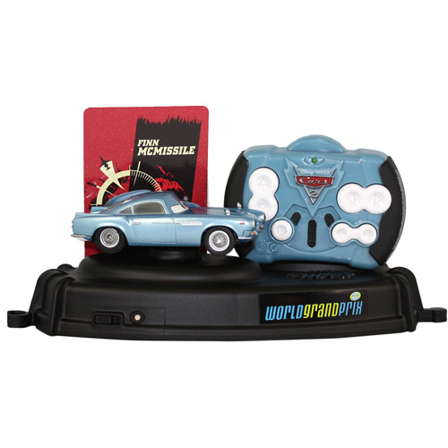 Disney Cars 2 Radio-Controlled Car, Finn McMissile