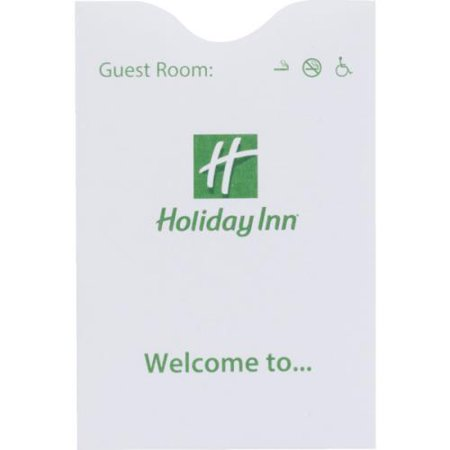 Holiday Inn Keycard Envelope Package Of 500