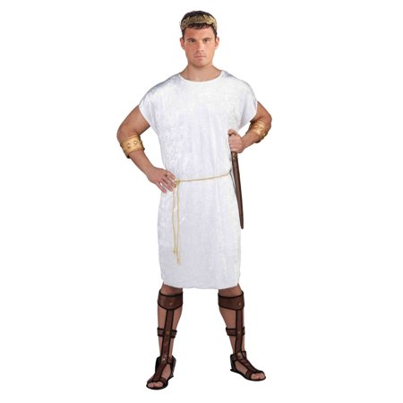Adult White Tunic Costume Forum Novelties 67354