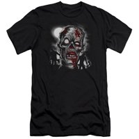 - Walking Dead - Slim Fit Short Sleeve Shirt - X-Large