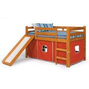 Woodcrest  Pine Ridge Tent/ Slide Bunk Bed
