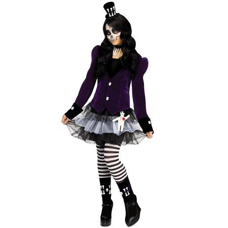 Voodoo Witch Doctor Halloween Costumes (Voodoo Witch Child Costume)