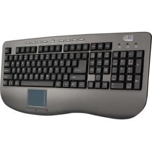 Adesso Win-Touch Pro 430 Desktop Touchpad Keyboard