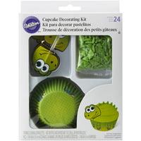 Wilton Dino Cupcake Decorating Kit, 48 count