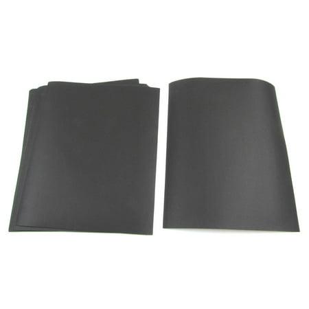 Unique Bargains 10Pcs Finished Sanding Painting Varnish Abrasive Paper Silicon Carbide