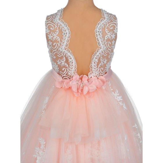 3469f3eda Princess Daliana - Princess Daliana Girls' Dress - Walmart.com