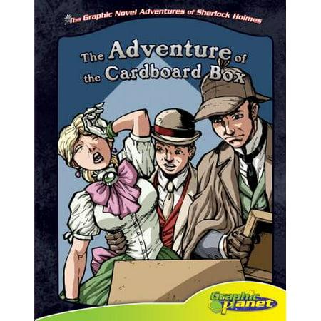 Sherlock Holmes And Watson Halloween (The Adventure of the Cardboard)