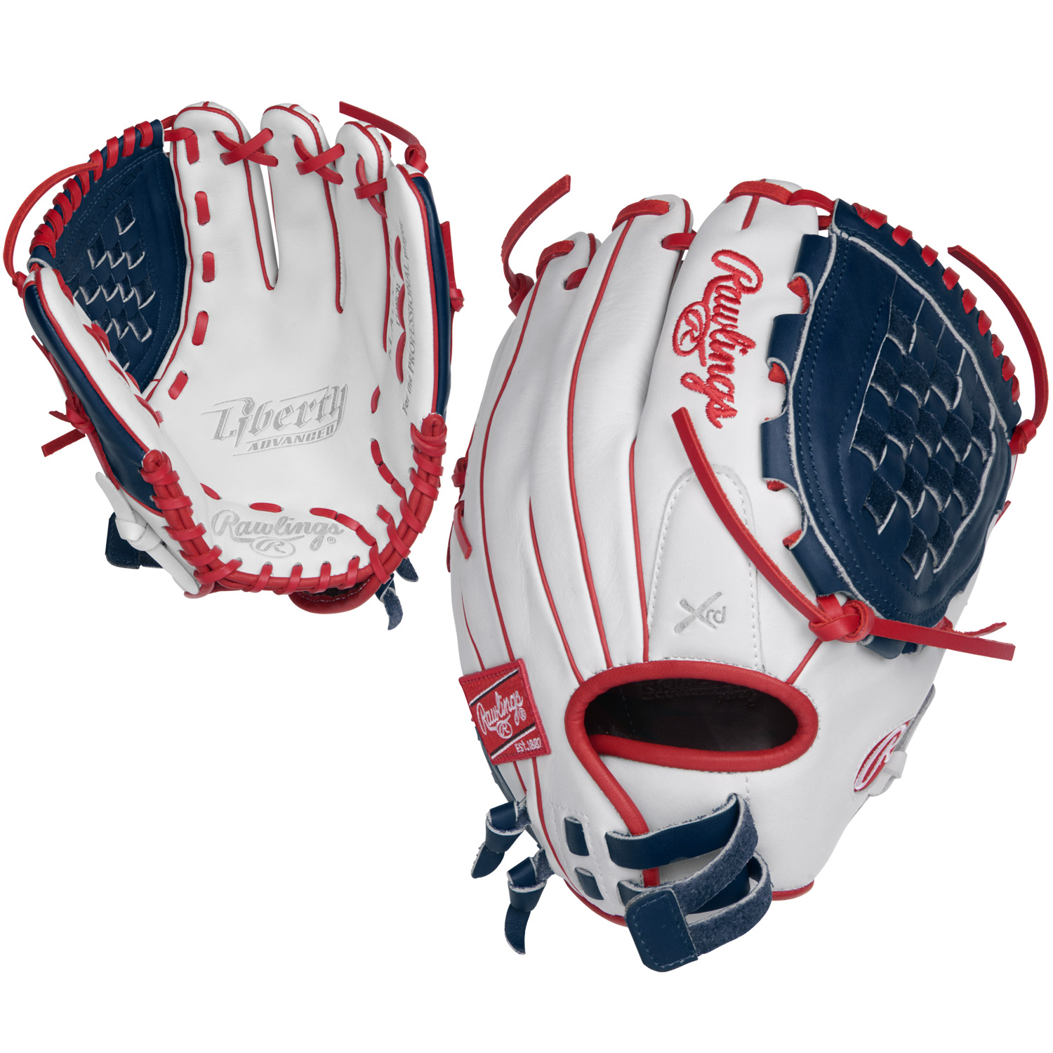 Rawlings Liberty Advanced 12 Inch RLA120-3WNS Fastpitch S...