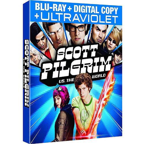 Scott Pilgrim Vs. The World (Blu-ray + Digital HD)