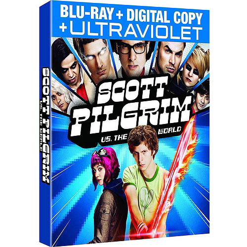 Scott Pilgrim Vs. The World (Blu-ray + Digital HD)