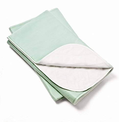 12 Pack, Bed Pad Heavy Duty Reusable Underpad Washable 34x36 Green